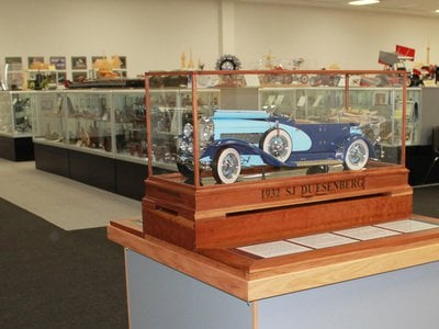Miniature Engineering Craftsmanship Museum