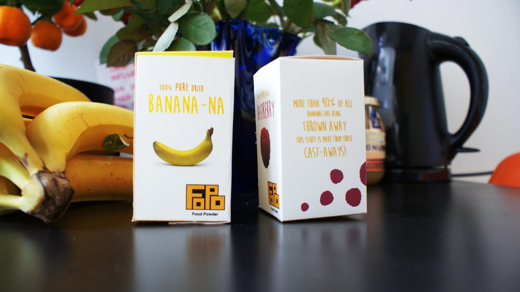 Swedish Designers Are Turning Fruits and Veggies Into a Nonperishable Powder