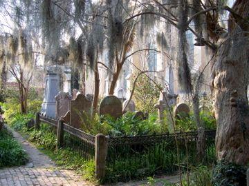 Charleston Graveyard thumbnail
