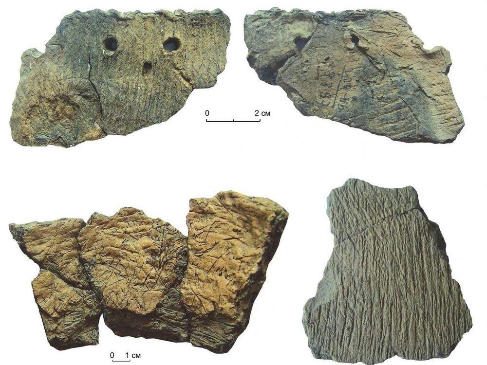 Ancient ceramics