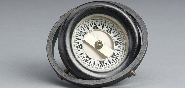 World War II compass