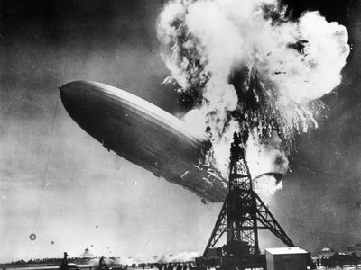 The Hindenburg disaster marked the end of the era of passenger-carrying airships.