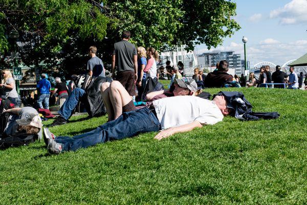 Nap at Pike Place thumbnail