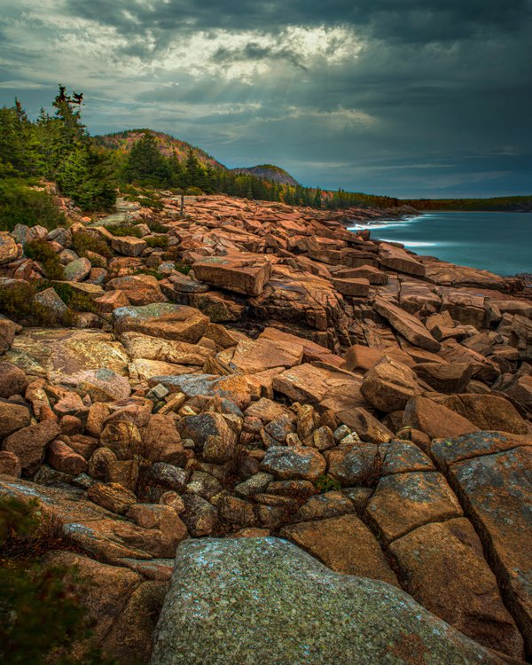 Acadia National Park Coastline thumbnail