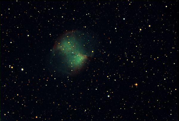 Dumbbell Nebula thumbnail