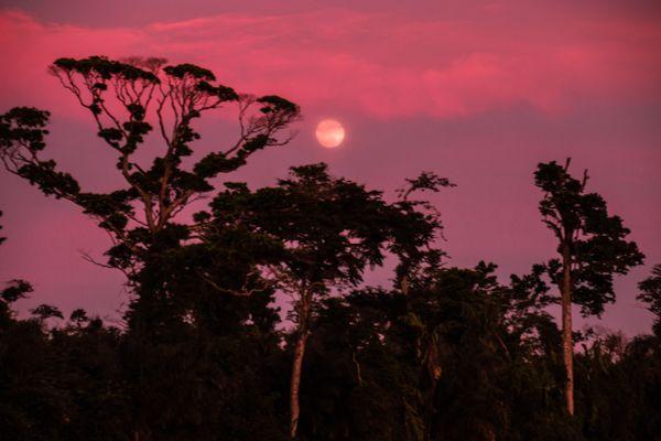 A beautiful sunset. thumbnail