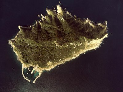 This island has been a boy's club for hundreds of years.