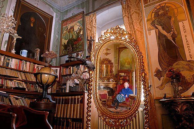 Mucha Museum Geraldine Mucha Prague