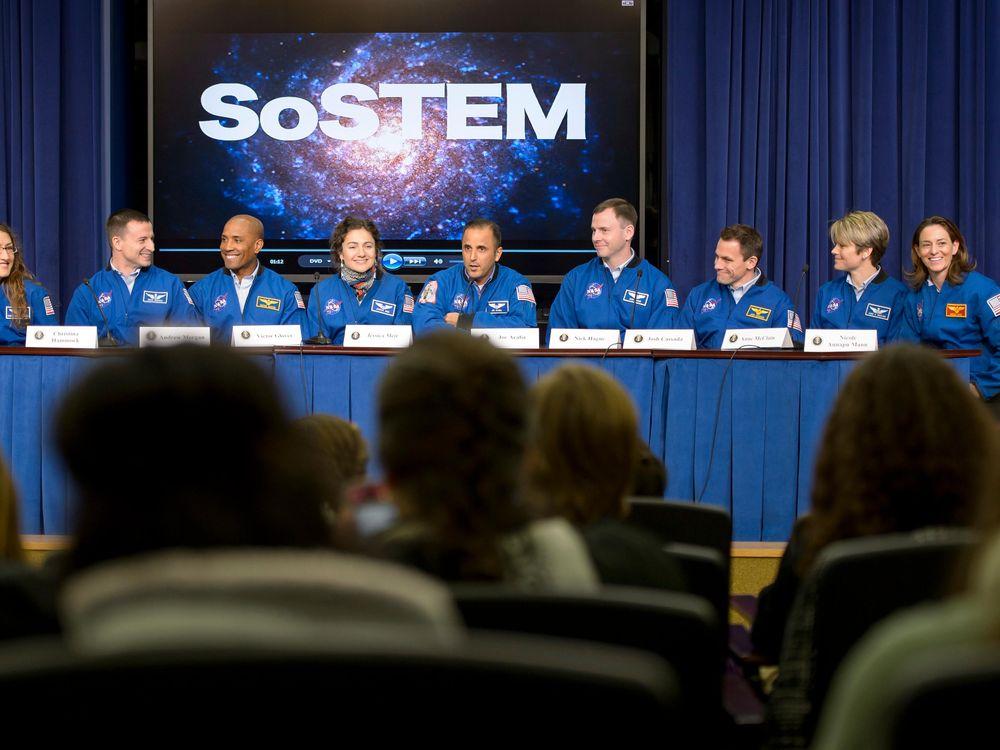 2013 astronauts