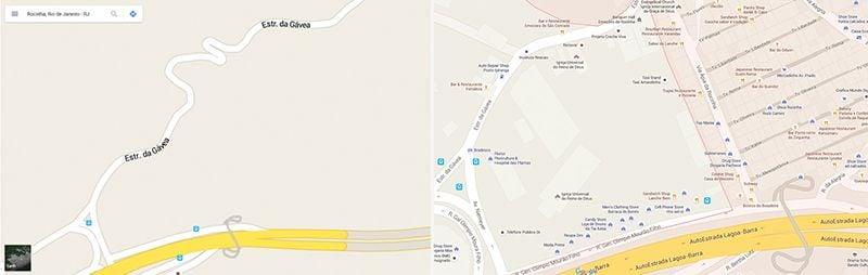 Mapping Rio's Favelas