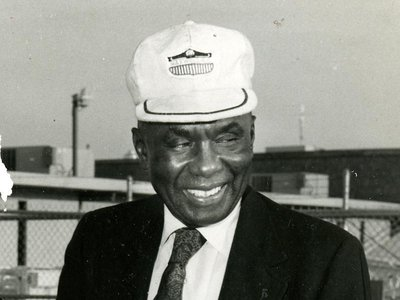 Booker T. Whatley was a horticulturist and agricultural professor at Tuskegee University in Alabama.