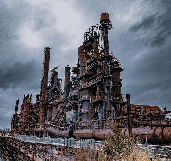 Steel Stacks, Bethlehem, PA thumbnail