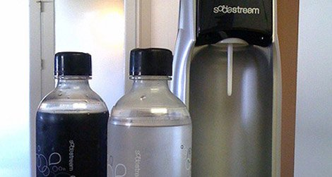 The increasingly popular SodaStream