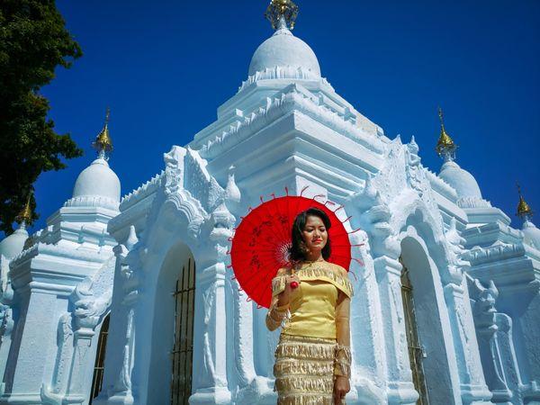 Myanmar Lady thumbnail