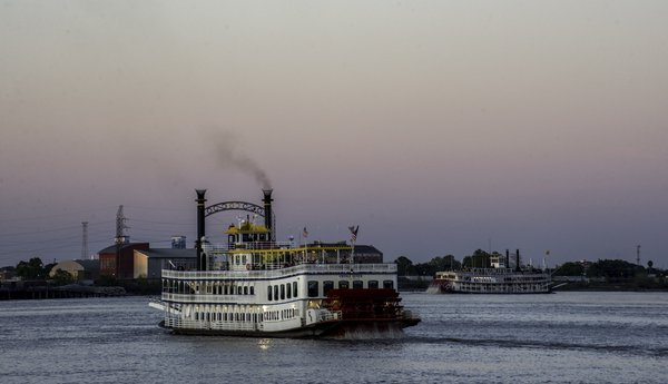New Orleans Steam Boats thumbnail