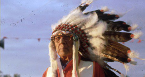 Chief Joseph Medicine Crow