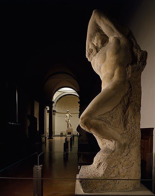 Michelangelo Young Slave