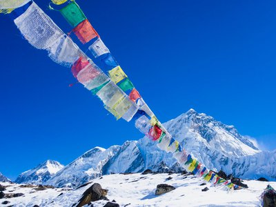 For the first time since 1974, no climbers reached the peak of Mt. Everest.