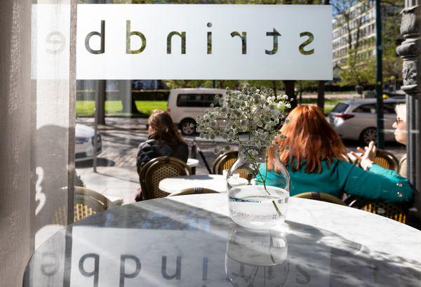 Strindberg cafe. helsinki. finland thumbnail