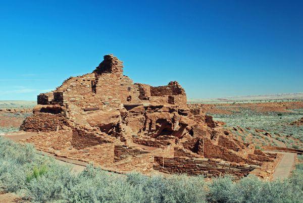 Wupatki National Monument  (AZ) thumbnail
