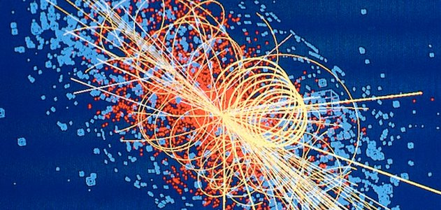 collision of two protons