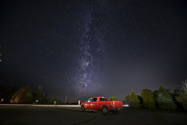Milky with Ford F150 thumbnail