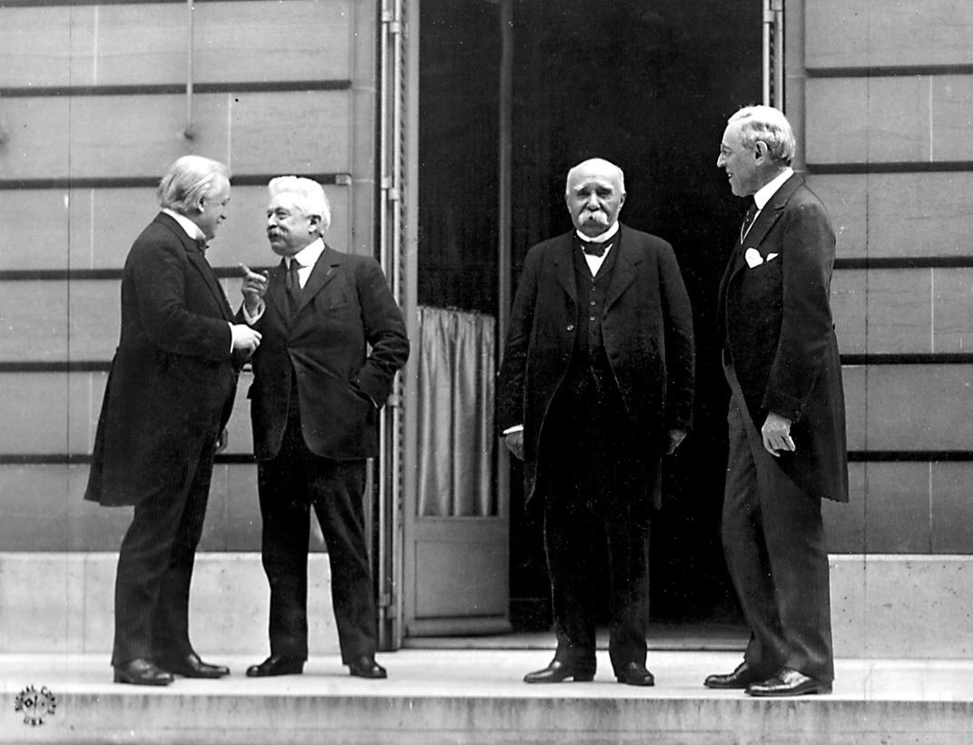 What Happened When Woodrow Wilson Came Down With the 1918 Flu?