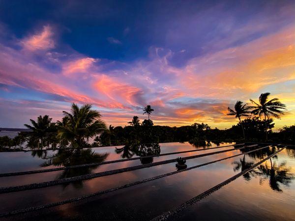 Fijian sunset  thumbnail