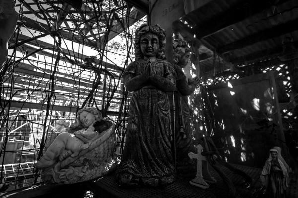 A Flea Market Altar in Rural New Mexico thumbnail