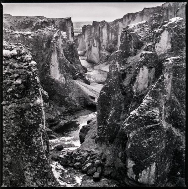 Fjadrargljufur Canyon thumbnail