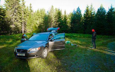 A European tour via Volvo
