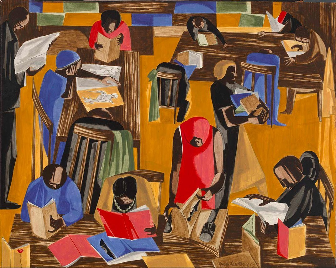 Why the Works of Visionary Artist Jacob Lawrence Still Resonate a Century After His Birth
