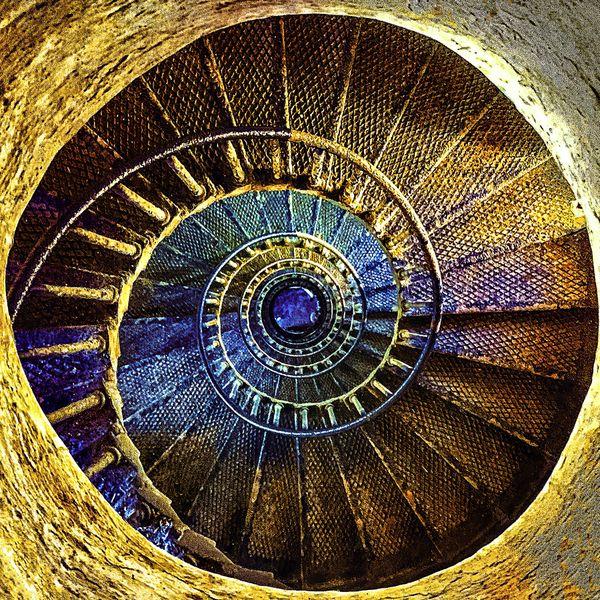 Egyptian Lighthouse Staircase thumbnail