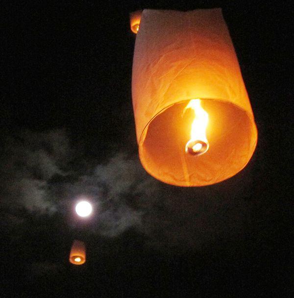 Lantern Festival Chiangmai Thailand thumbnail