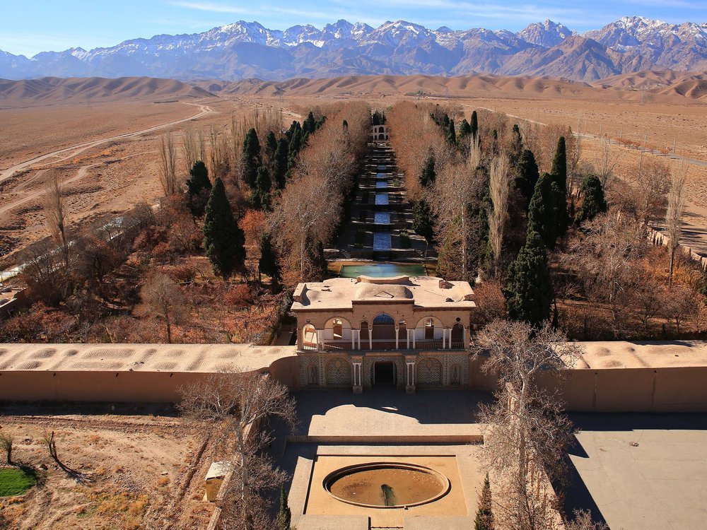 Persian Qanat
