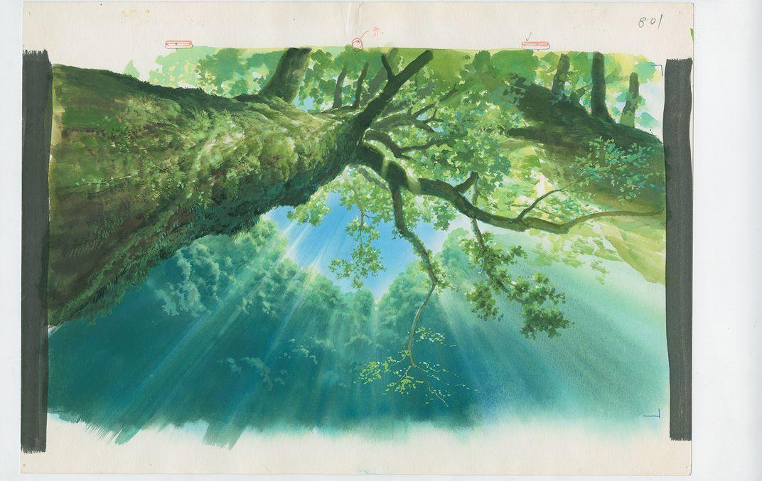 Movie Museum to Open With Show Honoring Japanese Filmmaker Hayao Miyazaki