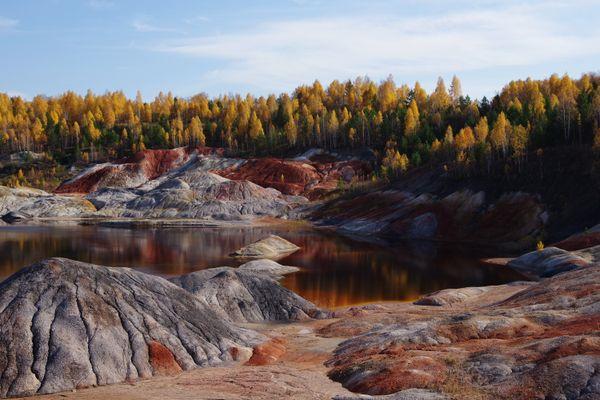 Autumn on the Ural Mars thumbnail