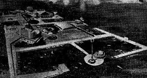 Sol G. Atlas' vision to transform Ellis Island into an entertainment center