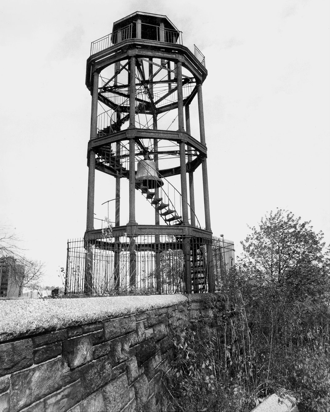 New York's Last Fire Watchtower Has Been Restored