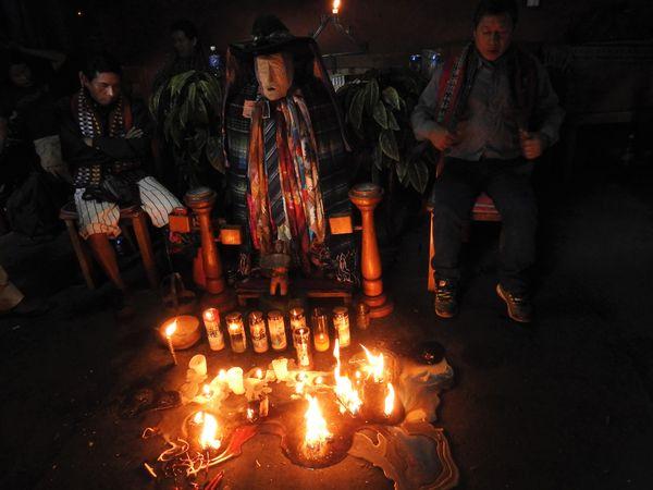 Mayan Worship in Guatemala thumbnail