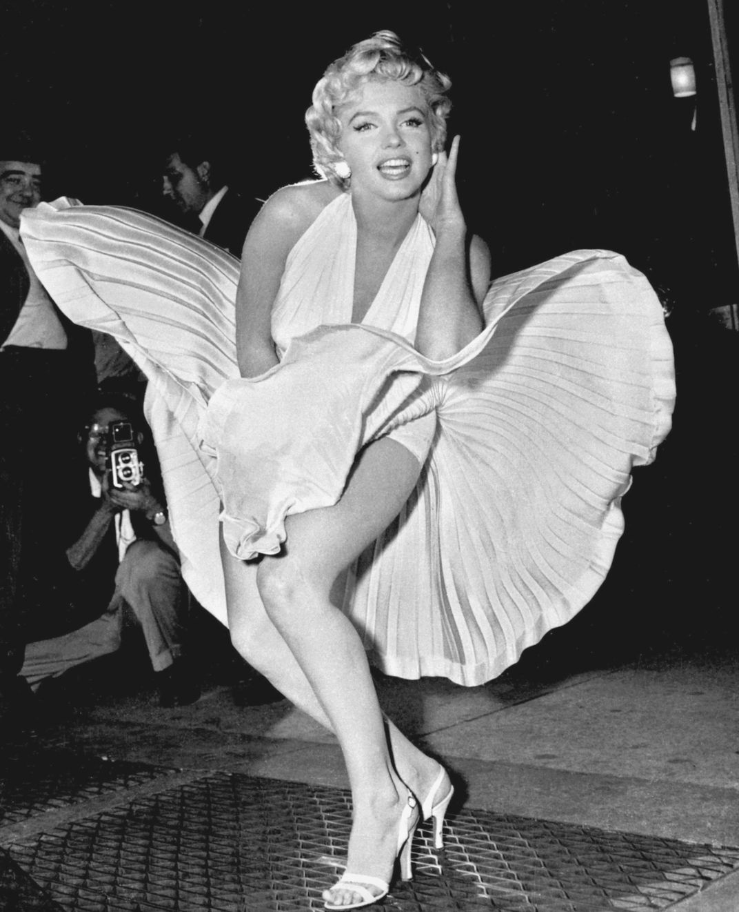 Why a Newly Installed Statue of Marilyn Monroe Is So Controversial