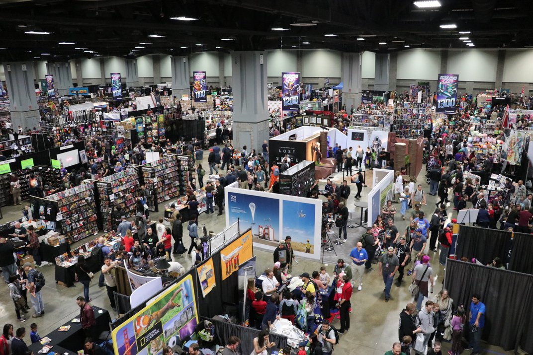 The Real Science Behind Your Favorite Nerd Culture at Awesome Con