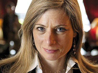 Lisa Randall is the first female theoretical physicist tenured at Harvard.