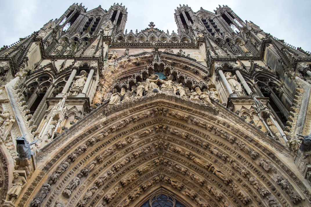 The Debate Over Rebuilding That Ensued When a Beloved French Cathedral Was Shelled During WWI