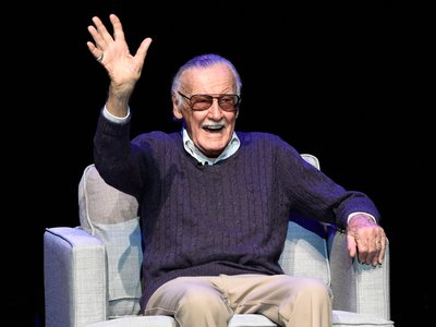 Marvel Comics legend Stan Lee died yesterday at age 95.