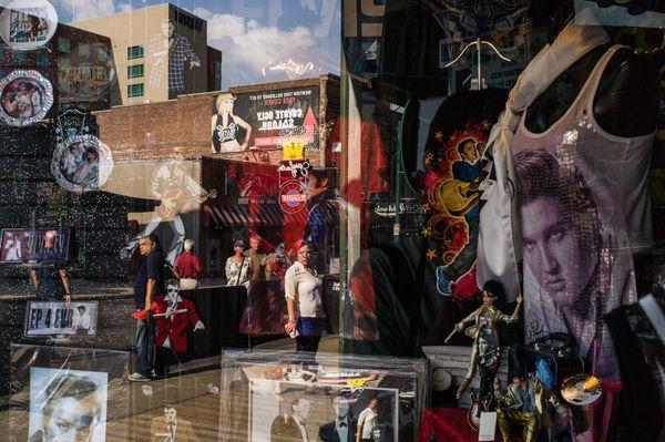 Beale Street, Memphis, Tennessee, USA thumbnail