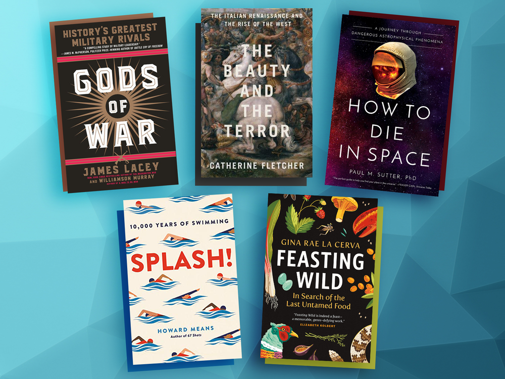 June books of the month