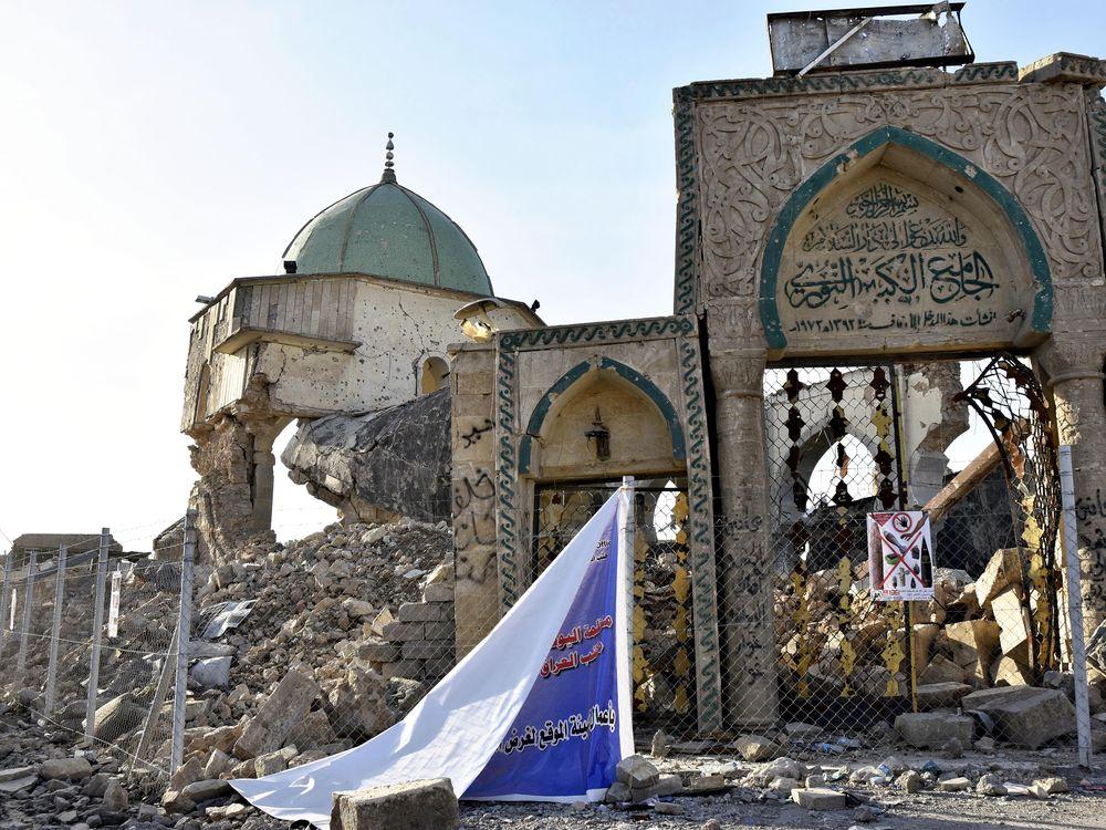 al-nuri mosque