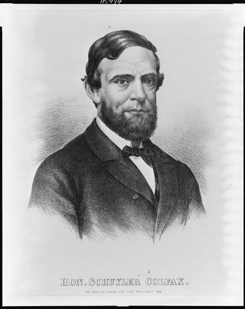 Schuyler Colfax Jr.