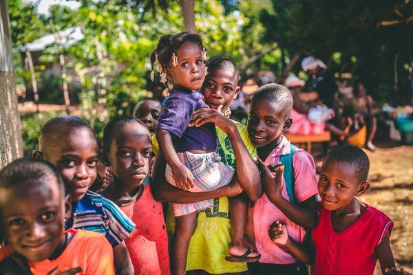 Kids in Haiti thumbnail